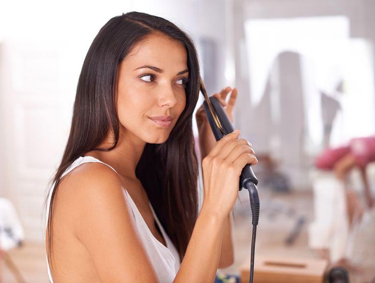 Často si žehlíte nebo fénujete vlasy? Chraňte je | Alza.cz