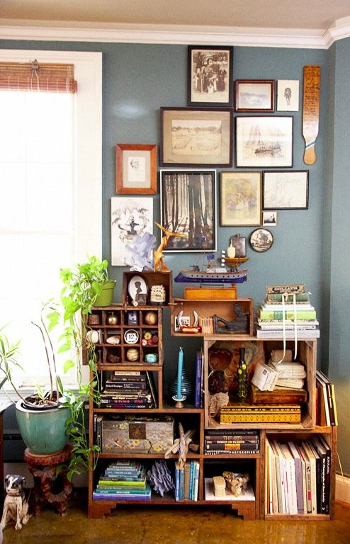 Eclectic Arrangement