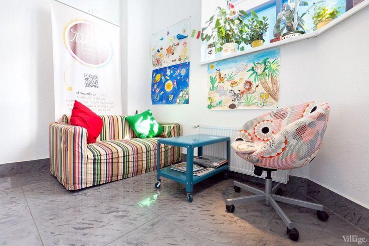 Интерьер недели (Петербург): Детский сад «Пломбир». Изображение №3.