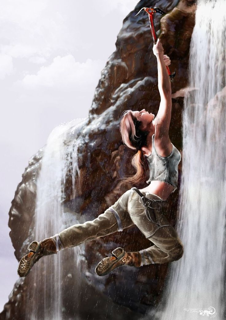 Tomb raider, Lora croft