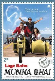 Lage Raho Gujjubhai Full Movie. Munna Bhai embarks on a journey with Mahatma Gandhi in order to fight against a corrupt property dealer.