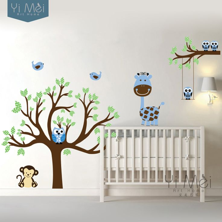 Best 25 home daycare rooms ideas on pinterest home for Autocollant mural ikea