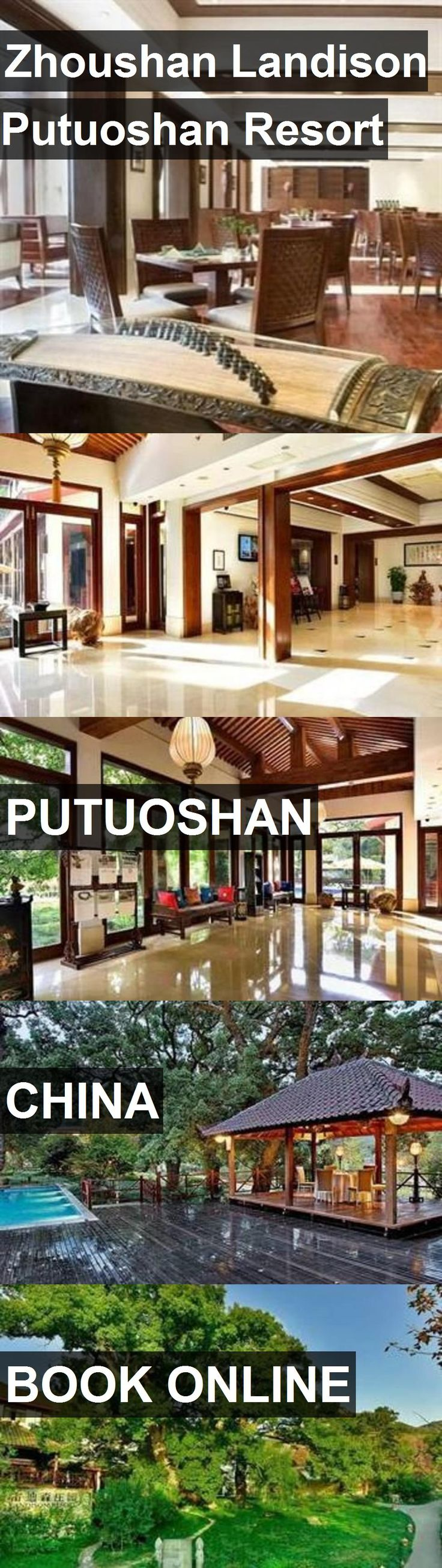 Hotel Zhoushan Landison Putuoshan Resort in Putuoshan, China. For more information, photos, reviews and best prices please follow the link. #China #Putuoshan #travel #vacation #hotel