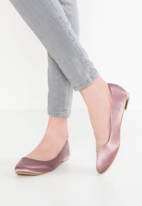 New Look LATINO - Baleriny - mauve/pink - Zalando.pl