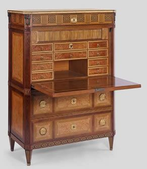 HISTORIA MEBLARSTWA - HISTORY OF FURNITURE