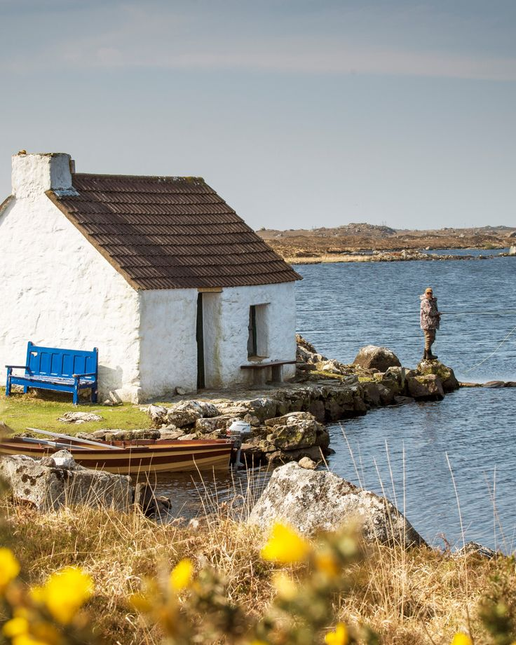 490 best Irish cottages images on Pinterest | Irish cottage ...