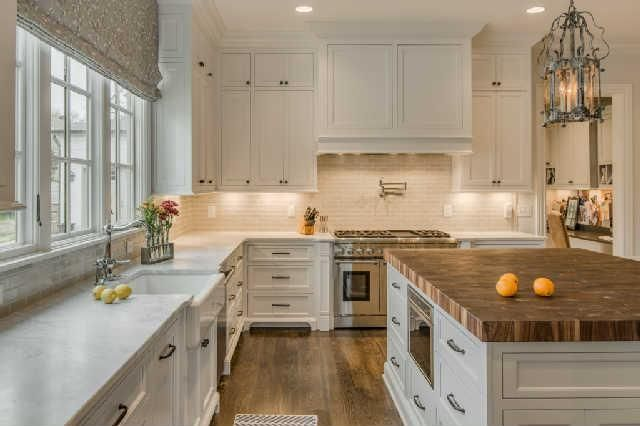 Oven Photos Kitchens Forward Bright Craftsman Kitchen Photo Gallery
