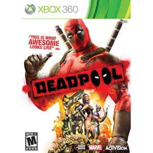 Deadpool (Xbox 360) I would buy an Xbox just for this!!