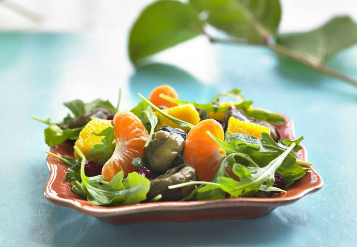 Make Life Easy with this Smoked Mussels, Arugula and Mango Salad recipe! LIKE us at https://www.facebook.com/goldseal