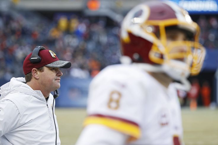 Redskins coach Jay Gruden weighs in on Kirk Cousins? contract situation