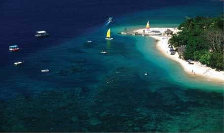 Hideaway Island Resort and Marine Sanctuary