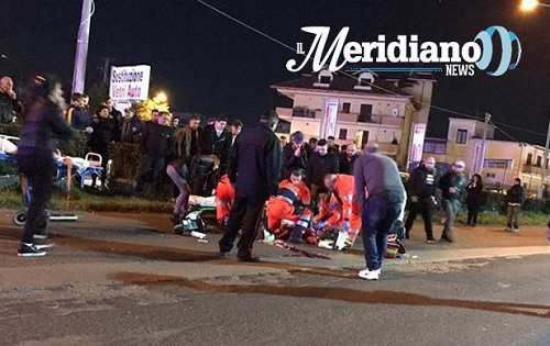 Campania: #Tragico #incidente nella #notte a Giugliano: giovane in fin di vita (link: http://ift.tt/2nrmZ7m )