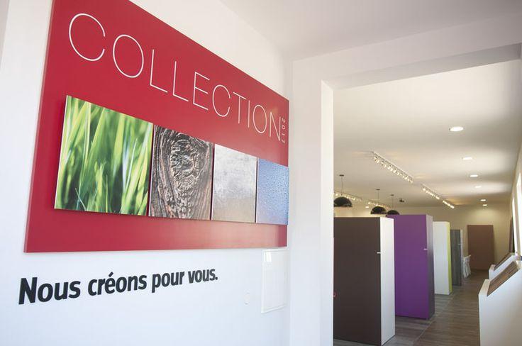 #polyrey showroom #stratifie