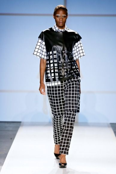 MBFW AFRICA 2013 - Eleni Labrou collection. Credit: SDR Photo