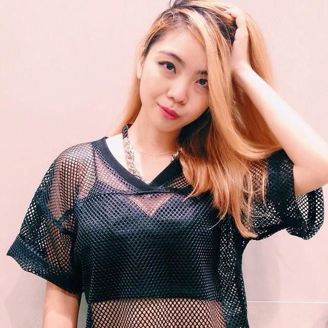 Like your mesh top!