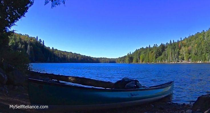 Lawrence Lake Algonquin Park