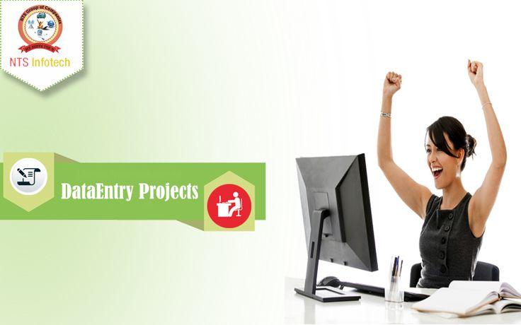 We outsource Data entry projects - work from home and Earn money.