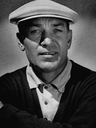 If you were born in 1951, your folks were reading about Ben Hogan on the sports page - he was the most famous golfer in the world.
