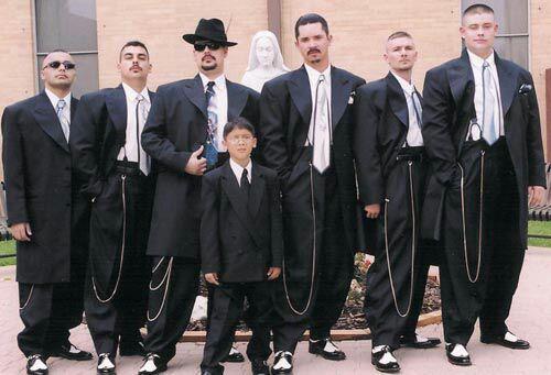 zoot suit wedding quince chambelanes ideas pinterest