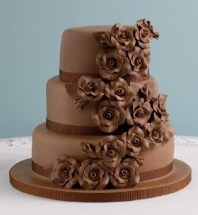 Marks Spencer Wedding Cake Chocolate