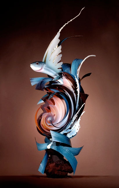 Flying Fish Cake - Stephane Leroux