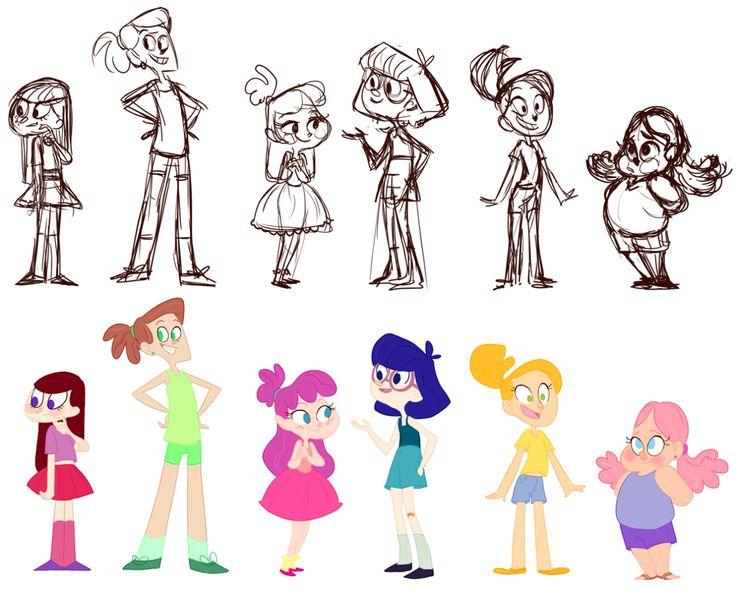 Disney Character Design Internship : Best images about miranda yeo on pinterest rapunzel
