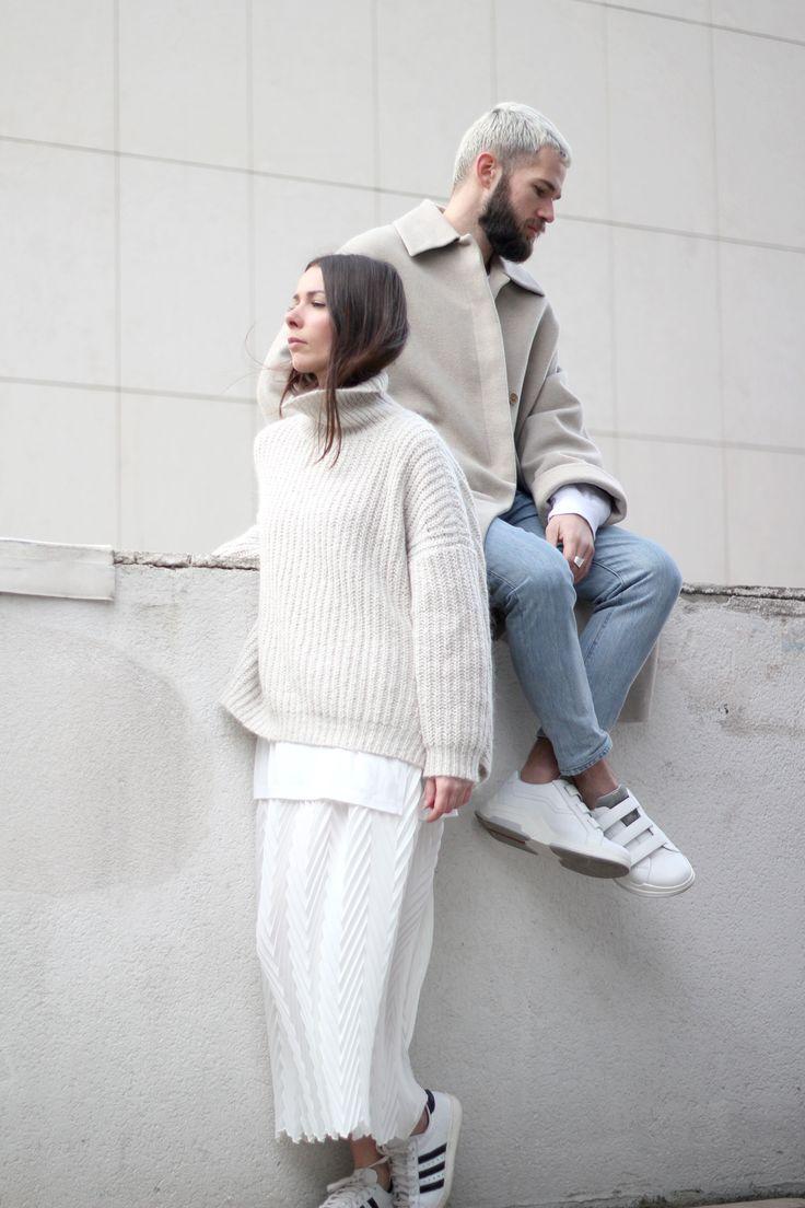 J'aime tout chez toi - Matching fashion couple