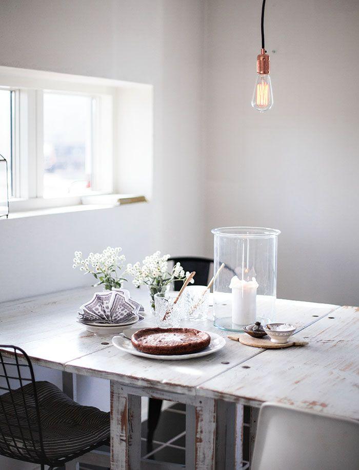 {Interior Plan, Gravity & Chocolate Cake} Inredningsplaner, allvar och kladdkaka | Helt enkelt