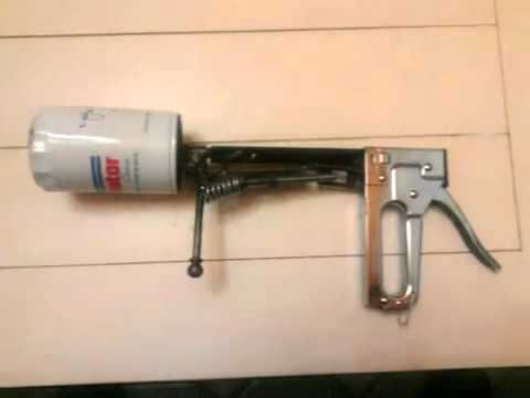 Home Made Pistol with Silencer (part 1)