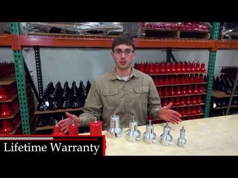 Lumberjack Tools Review - Hunting Adventures TV - YouTube