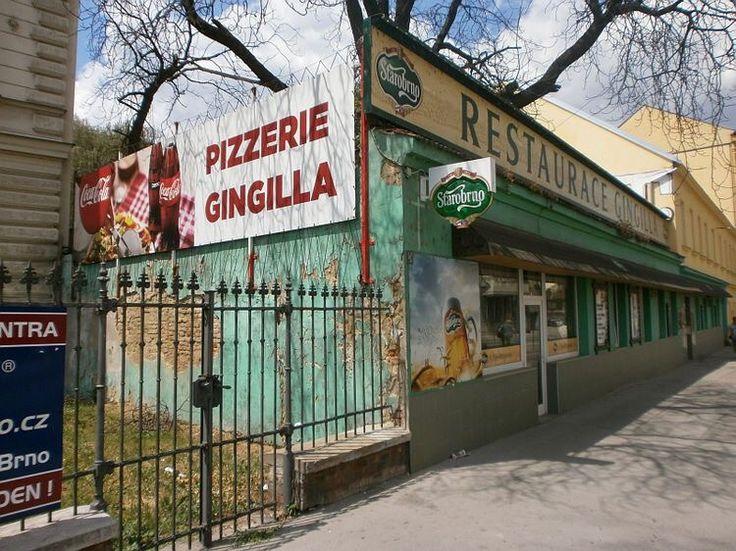 Restaurace Gingilla - Brno