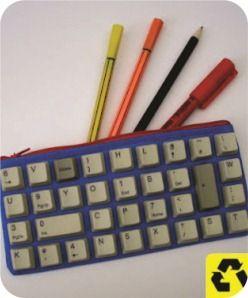 oquefazercomteclasdecomputador Estojo para lápis.