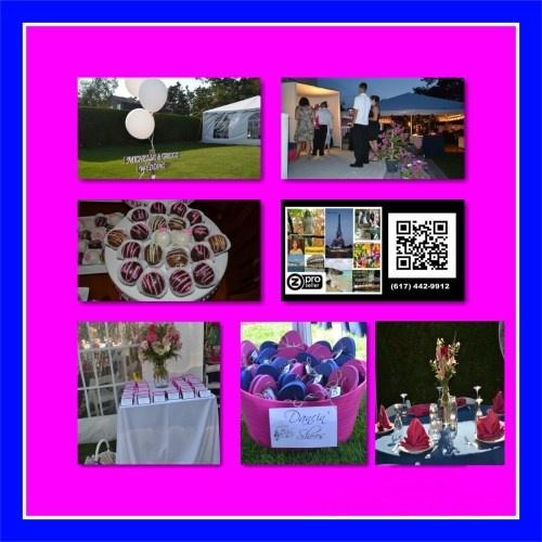 Hot Pink And Royal Blue Wedding Photo Collage C Acelestesheffey Of Www Weddingkhoncepts Weddings Pinterest