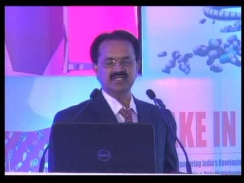 Dr.K.S.Murthy,  Chairman, Innova Children's Heart Hospital at Pharma Sum...