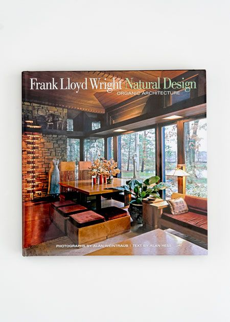 Frank Lloyd Wright Natural Design Organic Architecture