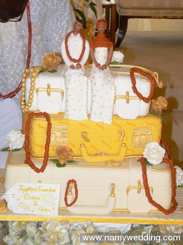 1000 Images About Nigerian Traditional Wedding Cake On