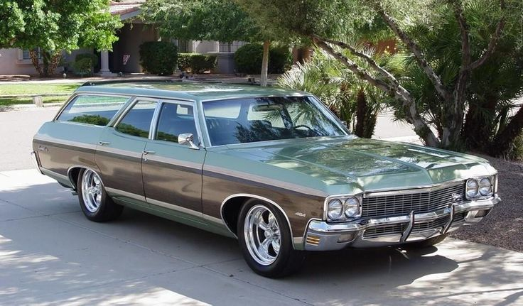 1970 Chevy Kingswood Estate