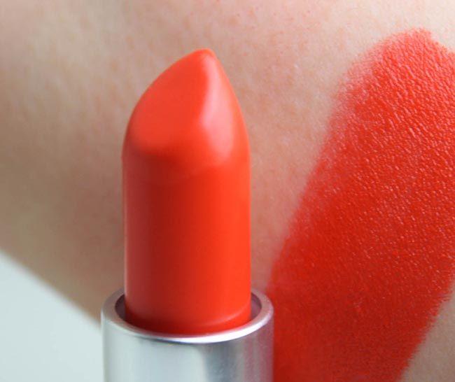 rouge à lèvres orange-mac-morange