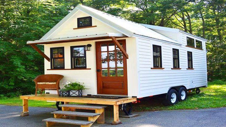 Gorgeous Stunning 20 Foot Farmhouse Style Tiny House