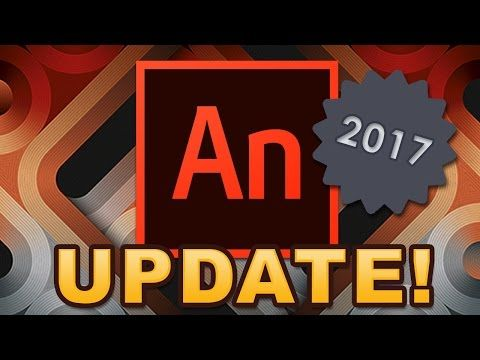 awesome ANIMATE CC UPDATE - VIRTUAL CAMERA!! - Custom Brushes, Libraries + MORE!