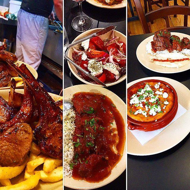 Some Comfort food so we can forget this Melbourne weather❄️ #mezemazi #meze #comfortfood #greek #greece #greekfood #greekmeze #adelaide #adelaidefood #prospect #greekstyle