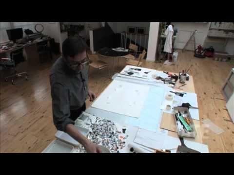 TateShots: Callum Innes studio visit