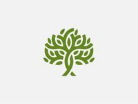 Logo / Tree #logo jd