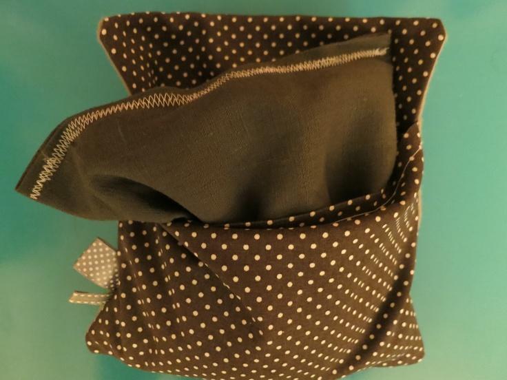 Bouillotte sèche pour petits maux & grand froid