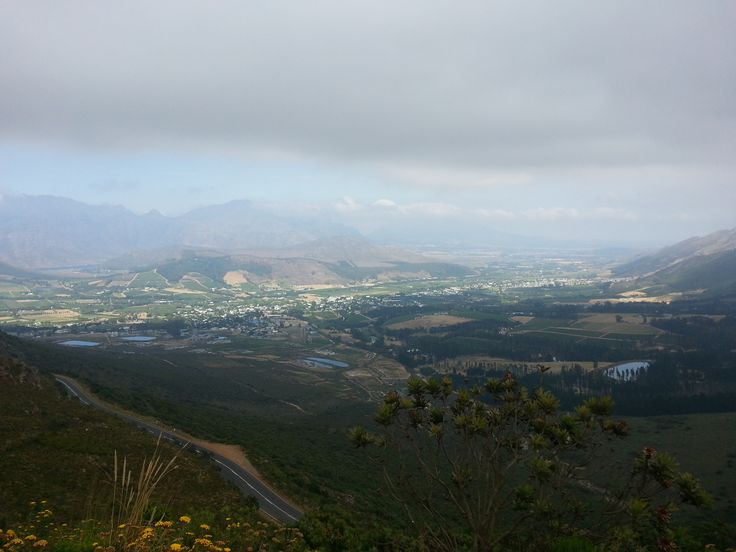Franschhoek Pass, Western Cape, South Africa
