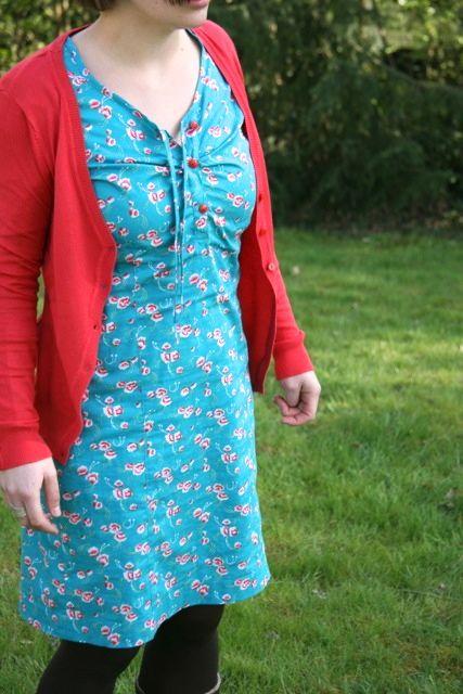 kleedje: Missy, Damesjurken Naaien