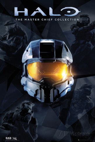 Halo - Master Chief Collection Prints at AllPosters.com