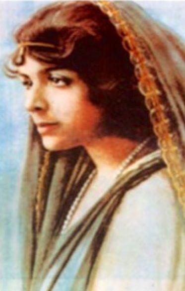 Rutti Jinnah, wife of Quaid e Azam and mother of Dina Jinnah