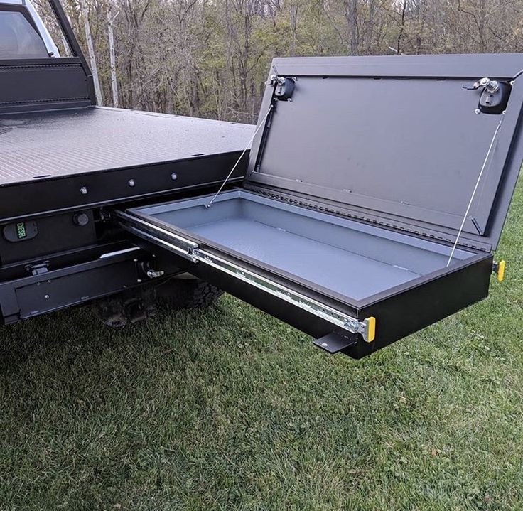 Pin by Jefferson State Air Rifles on PreRunner Flatbeds