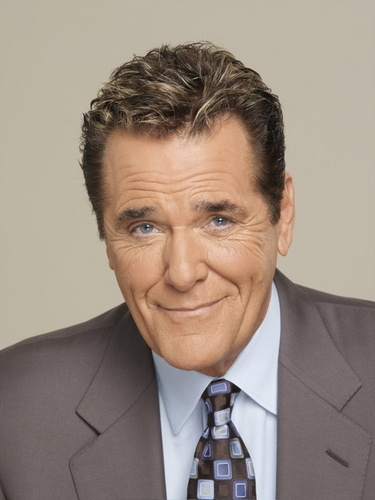 Chuck Woolery- American game show host